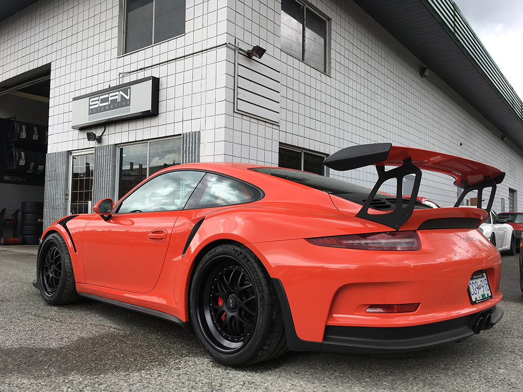 Bmw North Vancouver >> 2016 GT3 RS – Track Day Prepared – Scan Automotive