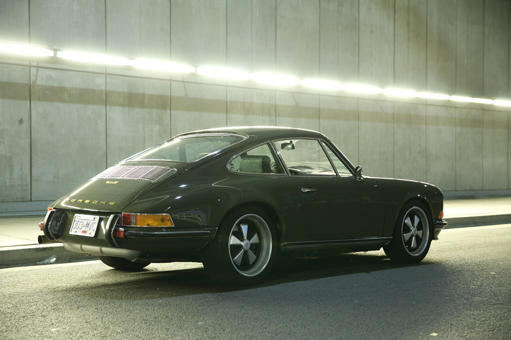1989 Porsche 911 Carrera Hot Rod Backdate Scan Automotive