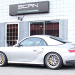 2004 Porsche 996 Turbo Cabriolet: Touring With Power