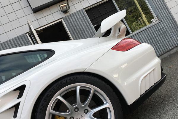2008 GT2 – Track Day Prepared