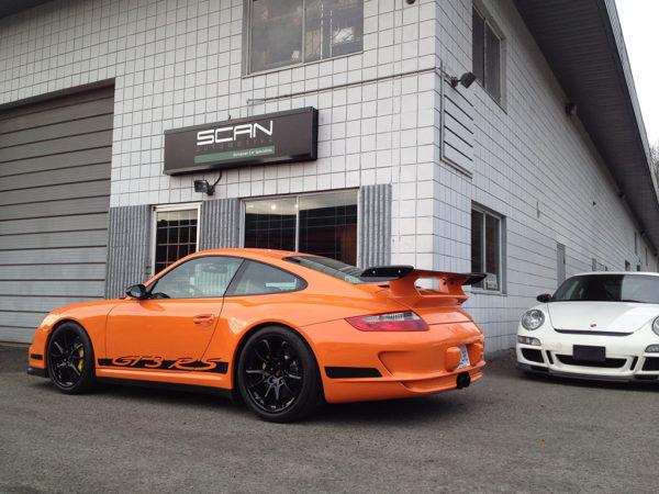2008 GT3 RS – Street Prepared
