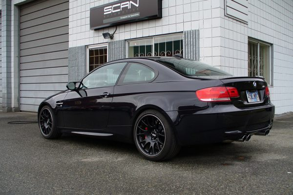 2008 BMW M3 DCT – Track and Street Car