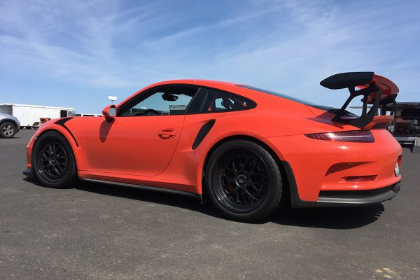 2016 GT3 RS - Track Day Prepared