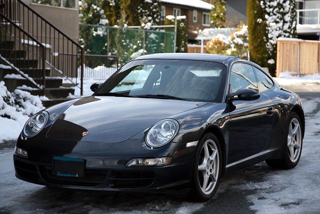 2006 Porsche Carrera