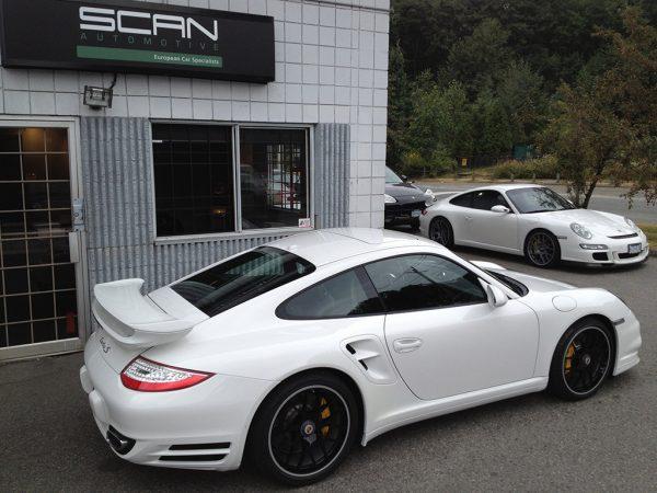 2013 Porsche Turbo S