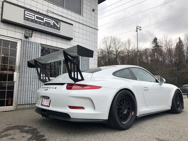 2015 Porsche GT3 - Track Prepared
