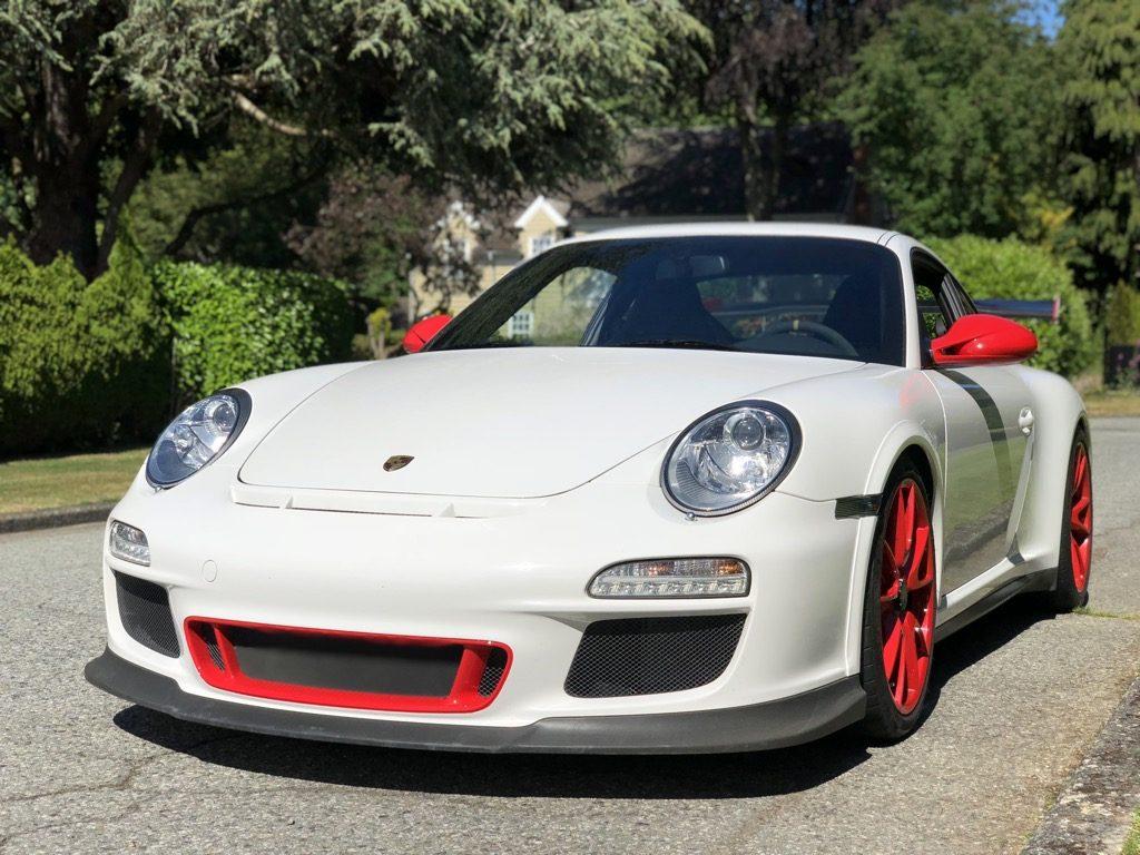 2011 Porsche GT3 RS 3.8 (997.2)
