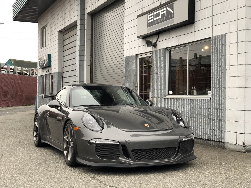 2014 Porsche GT3 (991.1)