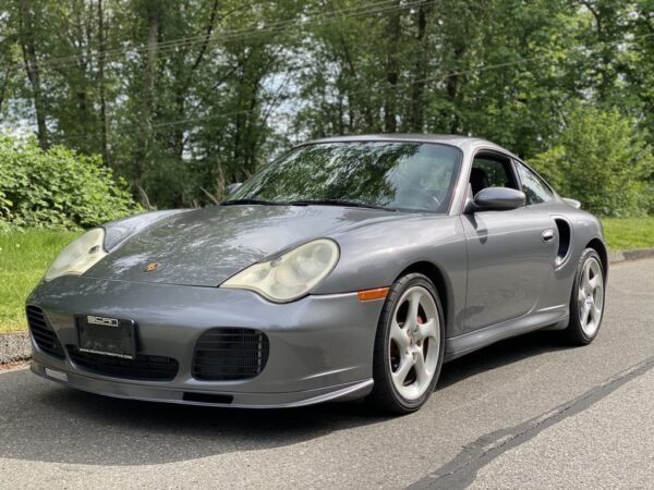2001 Porsche Turbo (996)