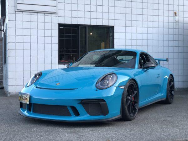 2018 Porsche GT3 (991.2)